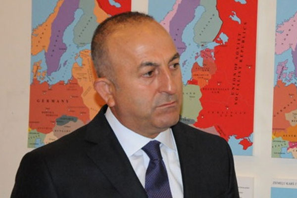 Çavuşoğlu Suriye'deki vahşeti 'soykırım' olarak değerlendirdi