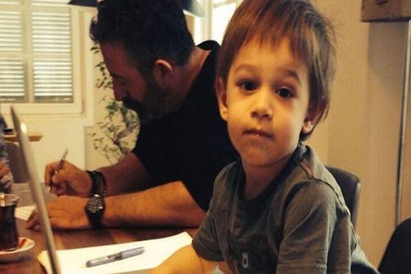 Oğlu Kemal'den Cem Yılmaz'a yardım