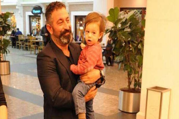 Oğlu Kemal, Cem Yılmaz'ın doğum gününü nasıl kutladı
