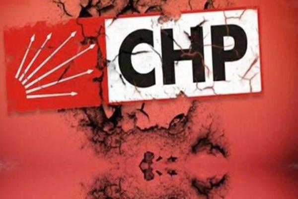 CHP'de toplu istifa şoku