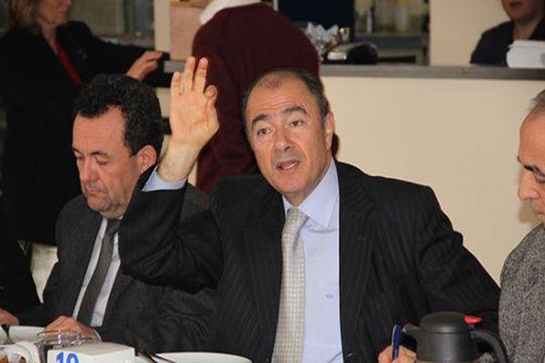 Selçuk Karaosmanoğlu, CHP'den DSP'ye geçti