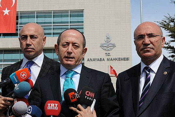 CHP, Anayasa Mahkemesine başvurdu
