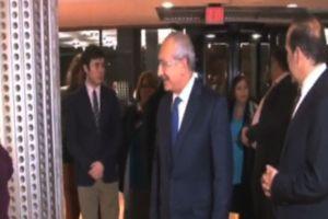 Kılıçdaroğlu'nun ABD temasları sürüyor