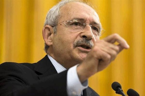 Kılıçdaroğlu: 'Gerekirse elimize silah alırız'