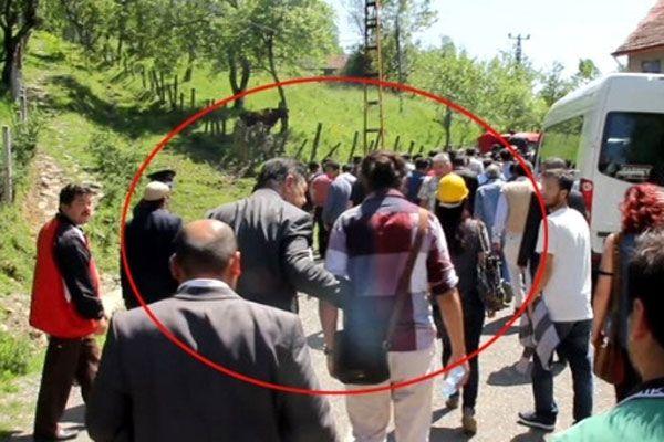 CHP'li vekile cenaze töreninde büyük tepki