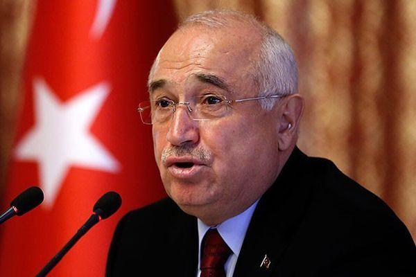 Çiçek, 'Türkiye, Ukrayna'nın toprak bütünlüğünden yanadır'