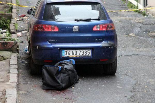 Beyoğlu'ndaki ürperten cinayette kan donduran ayrıntı