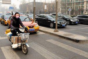 Çin'de hava kirliliği tehlikeli seviyelere ulaştı