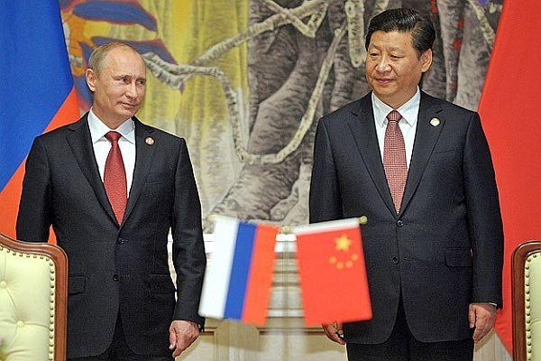 'Çin Rusya'nın yardımına yetişti'