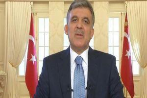 Abdullah Gül'den bir kanuna onay