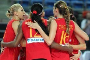 Galatasaray Bayan Voleybol Takımı Avrupa'ya veda etti