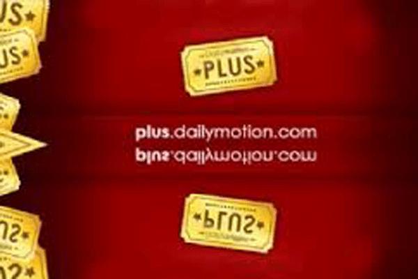 Dailymotion Plus açıldı