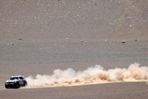 Dakar Rallisi'nde 9. etap geride kaldı