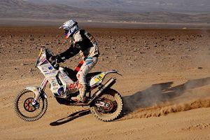 Dakar Rallisi'nde 11. etap geride kaldı