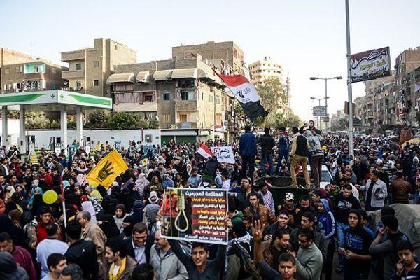 Mısır'da darbe karşıtı gösterilerde 2 kişi hayatını kaybetti