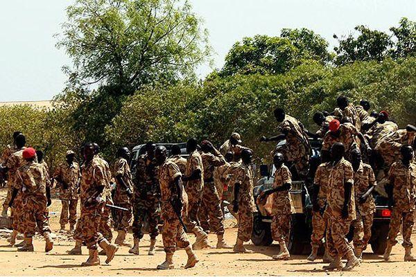 Güney Darfur'da silahlı saldırı, 4 ölü