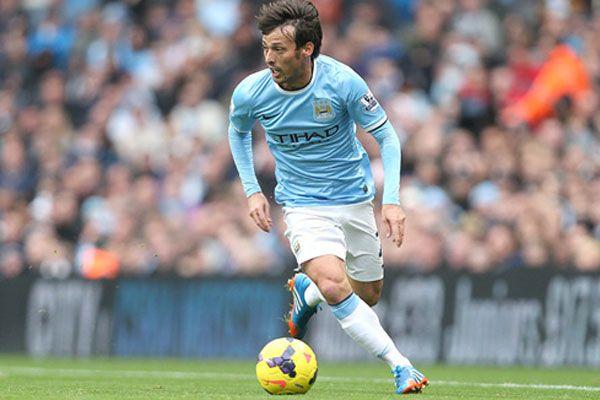 David Silva 5 yıl daha Manchester City'de