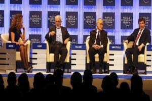 Davos'ta mezhep tartışması