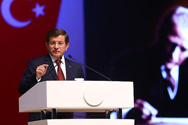 Davutoğlu, 'Hiçbir güç egemenliğin üstünde olmayacak'