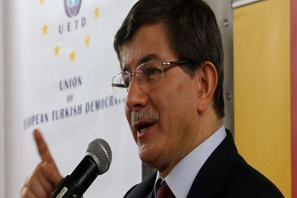 Ahmet Davutoğlu, 'Bunun gereğini yapacağız'