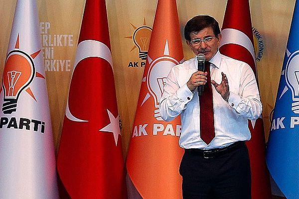Davutoğlu'ndan Erdoğan'a büyük sürpriz!