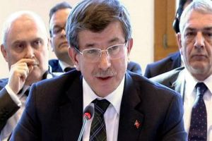 Davutoğlu, 'Suriyelilerin yaşadıkları Holokost gibi'
