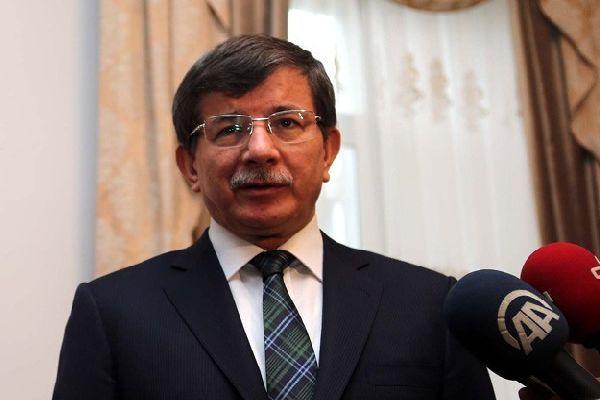 Davutoğlu'dan Kırım'a destek açıklaması