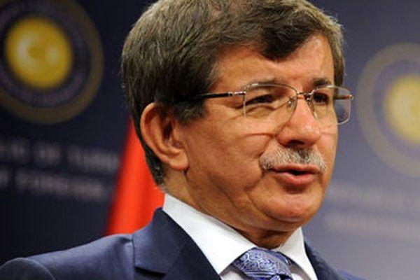 Ahmet Davutoğlu'ndan Patriot açıklaması