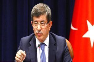 Davutoğlu,'Kıbrıs sorununda herkes gayret göstermeli'