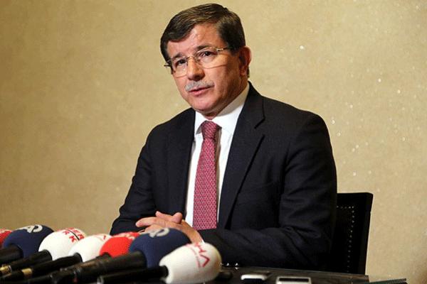 Dışişleri Bakanı Davutoğlu'ndan çok sert açıklama