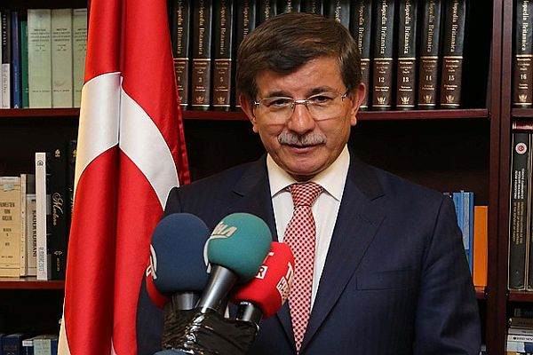 Davutoğlu, 'Türkiye uluslararası bir seçim kampanyasına girdi'