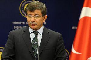Davutoğlu, 'Suriye'de şerlerin kaynağı Esad rejimidir'