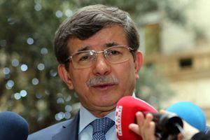 Davutoğlu, 'Guterres ile Harran'da toplantı yapacağız'