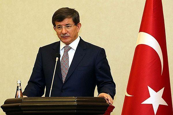 Davutoğlu, 'Milletin istemediğini kimse cumhurbaşkanı yapamaz'