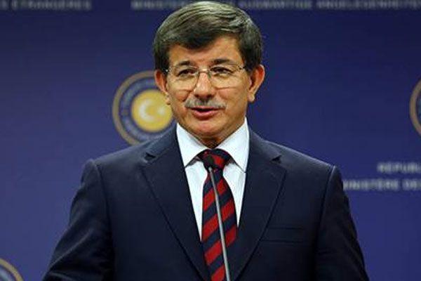 Davutoğlu'dan Gazze diplomasisi