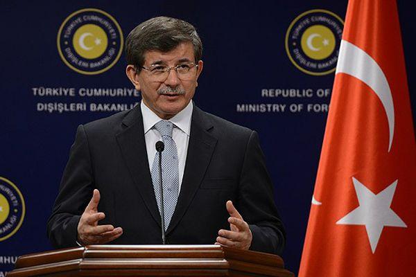 Davutoğlu Bosna Hersek'e gidiyor