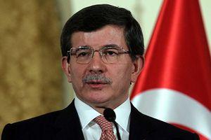 Davutoğlu, Kerry ile Suriye'yi görüştü
