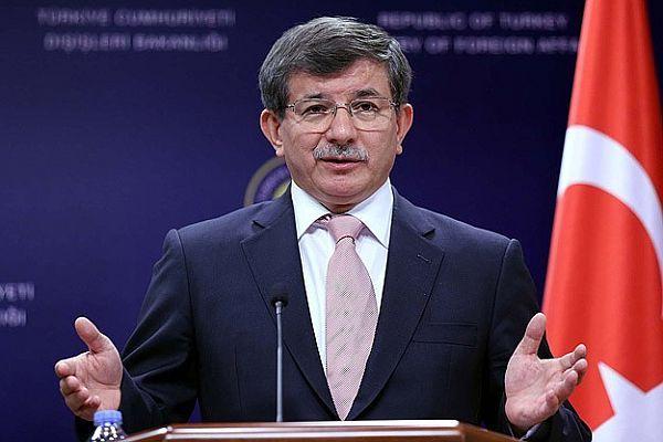 Davutoğlu, 'Türkiye'ye dönük algı operasyonu yapılıyor'