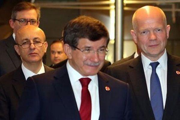 Ahmet Davutoğlu'ndan Ukrayna için son söz