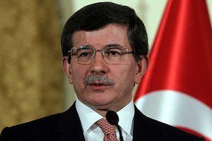 Davutoğlu, 'Suriye'de güvenlik kuvvetimiz yok'