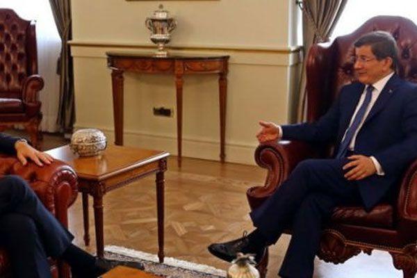 Başbakan Ahmet Davutoğlu'ndan NATO'ya mesaj