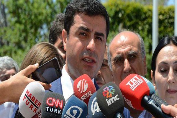 Selahattin Demirtaş'tan seçim sonrası ilk açıklama