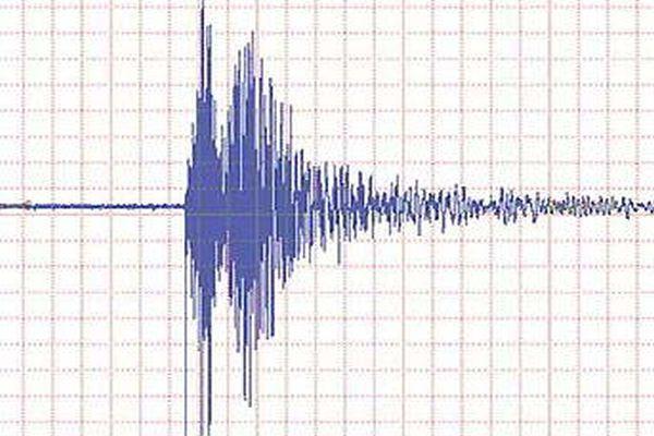 Van'da art arda iki deprem meydana geldi