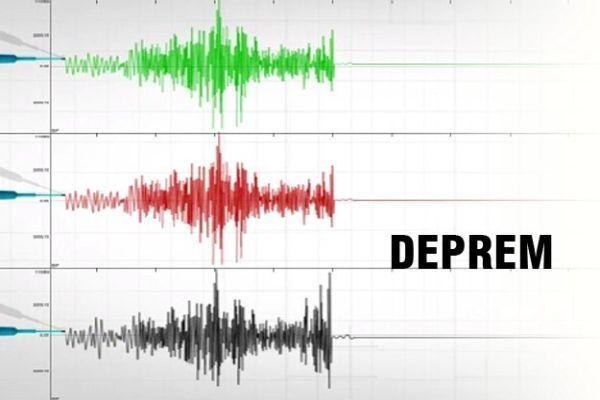 Yunanistan'da 5,1 büyüklüğünde deprem