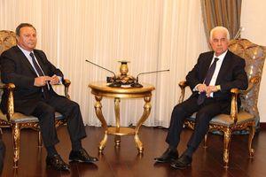 Eroğlu, 'Temennimiz, müzakere masasına oturulması'