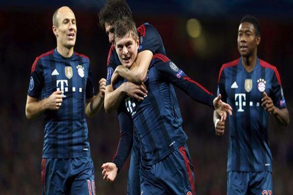 Dev maçta Bayern eksik rakibine acımadı