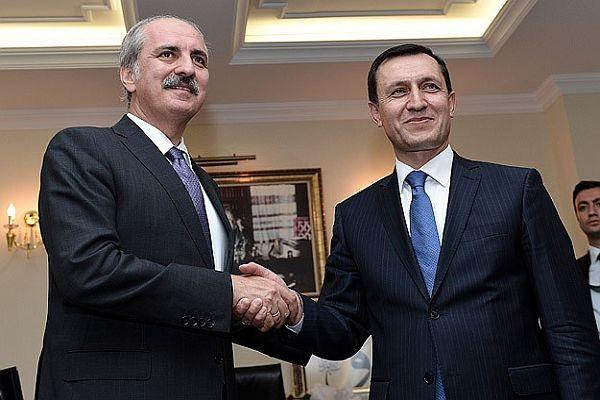 Kurtulmuş, 'Yeni Türkiye için gereken adımları kararlılıkla atacağız'