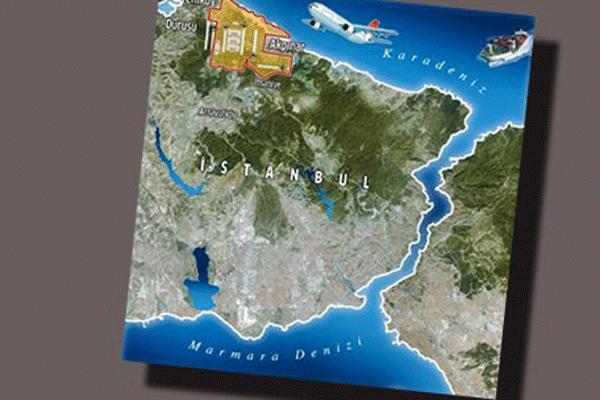 İstanbul'a çılgın bir proje daha