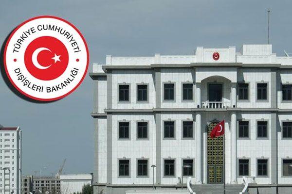 Bakanlık Türk vatandaşların 6 kentten ayrılmasını istedi