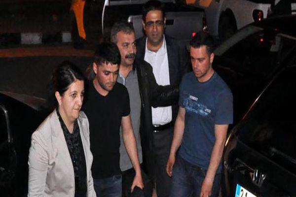 Diyarbakır'da kaçırılan iki asker serbest bırakıldı